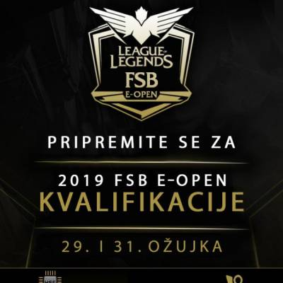 Announcement: FSB E-Open League of Legends tournament