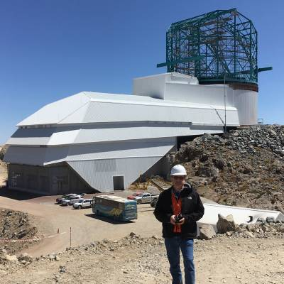 FSB Alumni – The Scientific Director of LSST project!